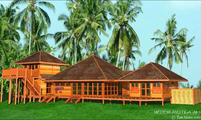 Iocs Projects Turtle Bay Medewi Ayu House Plan