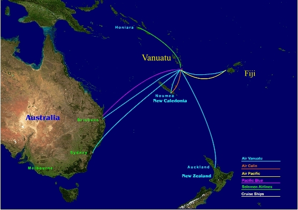 Where Is Vanuatu Located On A World Map.Vanuatu On World Map Cyndiimenna